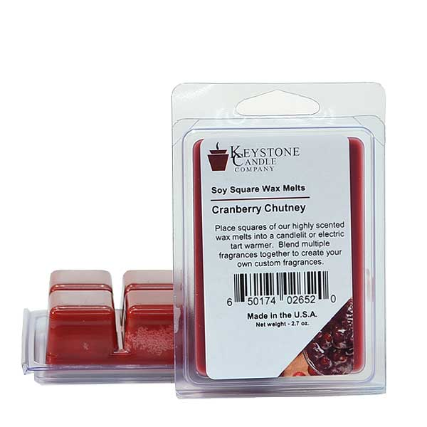 Cranberry Chutney Soy Wax Melts