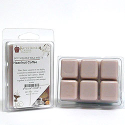 Hazelnut Coffee Soy Wax Melts