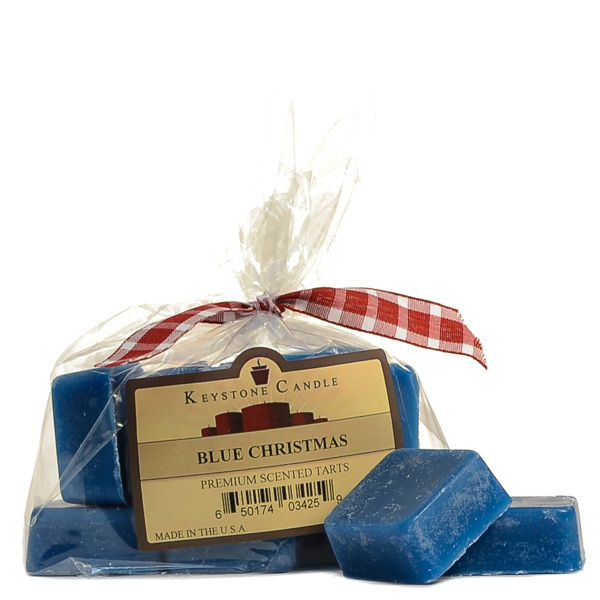 Bag of Blue Christmas Scented Wax Melts