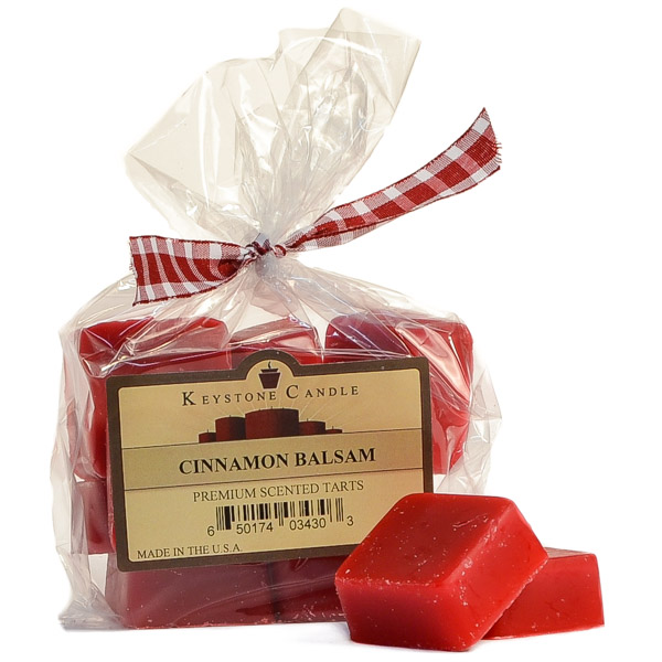 Bag of Cinnamon Balsam Scented Wax Melts
