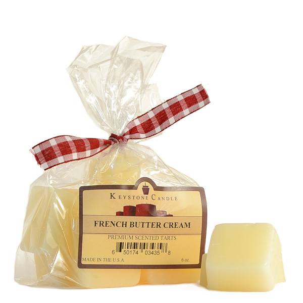 Bag of French Butter Creme Scented Wax Melts