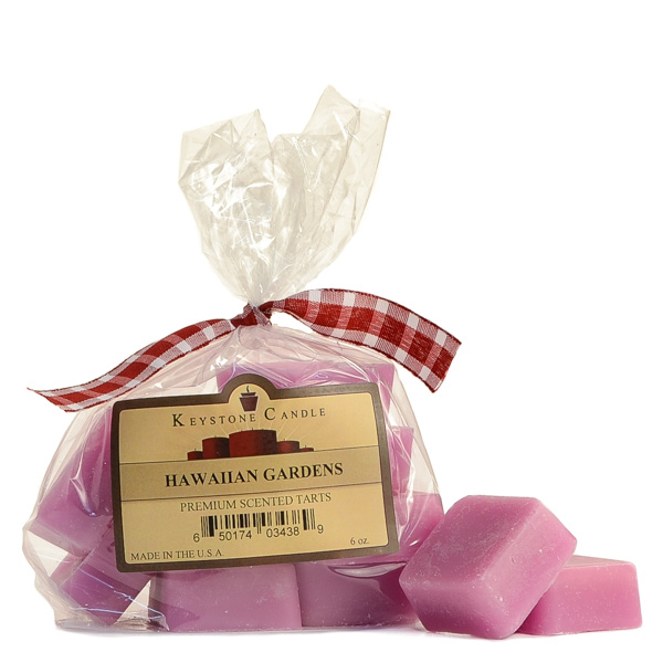 Bag of Hawaiian Gardens Scented Wax Melts