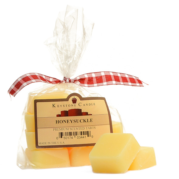 Bag of Honeysuckle Scented Wax Melts