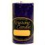 2 x 3 Lilac Pillar Candles