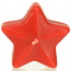 Medium Red Star Floating Candles
