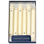 8 inch Ivory Classic Taper Candle