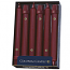 8 inch Mulberry Classic Taper Candle