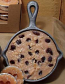 Oatmeal Raisin Cookie Scented Pan Candles
