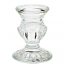 2 Inch Scalloped Short Candlestick