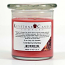 Cranberry Chutney Soy Jar Candles 8 oz