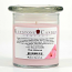 Pink Hibiscus Soy Jar Candles 8 oz