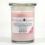 Pink Hibiscus Soy Jar Candles 12 oz Madison