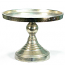 Aluminum Pedestal Cake Stand Large