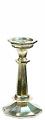 Aluminum Candlestick 11 Inch