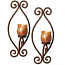 Rustica Wall Sconces Set of 2