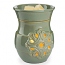 Medallion Ceramic Tart Warmer