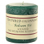 Rustic Balsam Fir 3 x 3 Pillar Candles
