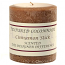 Rustic Cinnamon Stick 3 x 3 Pillar Candles