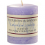 Rustic Lavender Vanilla 3 x 3 Pillar Candles