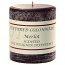 Rustic Merlot 3 x 3 Pillar Candles