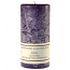 Textured Lilac 4 x 9 Pillar Candles
