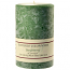 Textured Bayberry 4 x 6 Pillar Candles