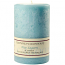 Textured Blue Lagoon 4 x 6 Pillar Candles