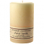 Textured French Vanilla 4 x 6 Pillar Candles
