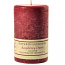 Textured Raspberry Cream 4 x 6 Pillar Candles