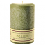 Textured Sage and Citrus 4 x 6 Pillar Candles