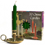 Green Chime Candles