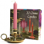 Pink Chime Candles