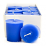 Blue Christmas Scented Votive Candles