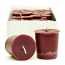 Leather Pipe and Woods Scented Votive Candles