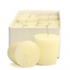 Unscented Ivory Votive Candles