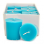 Blue Lagoon Scented Votive Candles