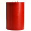 6 x 9 Macintosh Apple Pillar Candles