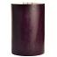 6 x 9 Black Cherry Pillar Candles