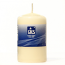 Ivory 2 X 3 Unscented Pillar Candle
