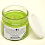 Lime Vanilla Soy Jar Candles 5 oz