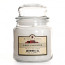 White Unscented Jar Candles 16 oz
