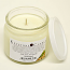 Unscented Soy Jar Candles 5 oz