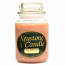 Warm Banana Bread Jar Candles 26 oz