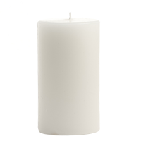 2 x 3 Dapper In Denim Pillar Candles