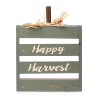 Tabletop Happy Harvest Sign