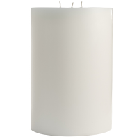6 x 9 Dapper In Denim Pillar Candles