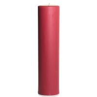 3 x 12 Blackberry Ginger Pillar Candles