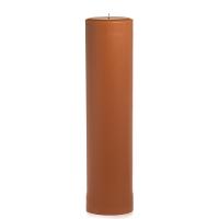 2 x 9 Cozy November Pillar Candles