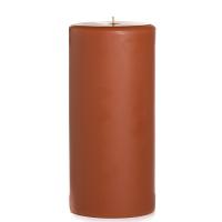 3 x 6 Cozy November Pillar Candles
