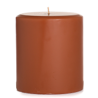 4 x 4 Cozy November Pillar Candles